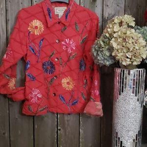 Nubby Gorgeous Chenille Jacket